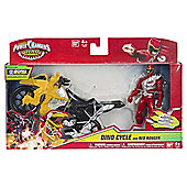 Power Rangers Dino Charge Cycle Red