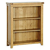 Kelburn Furniture Veneto Rustic Oak Small Bookcase