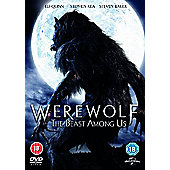 Werewolf The Beast Among Us (DVD)