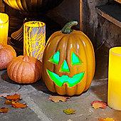 Colour Changing LED Battery Halloween Pumpkin Light
