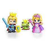 Pinypon Prince and Princess Figures