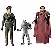 Doctor Who Exclusive Action Figure Set - The Daemons