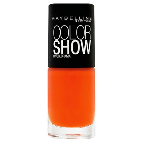 Maybelline Color Show Nail Wow Orange