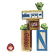 Angry Birds Vinyl Knockout Playset