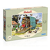 Thelwell - Boxing Up - 500pc Puzzle