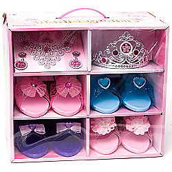 Fantasy Girl Shoe & Jewellery Role Play Set
