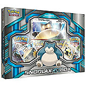 "Pokemon POK80173 ""TCG: Snorlax-GX"" Box"