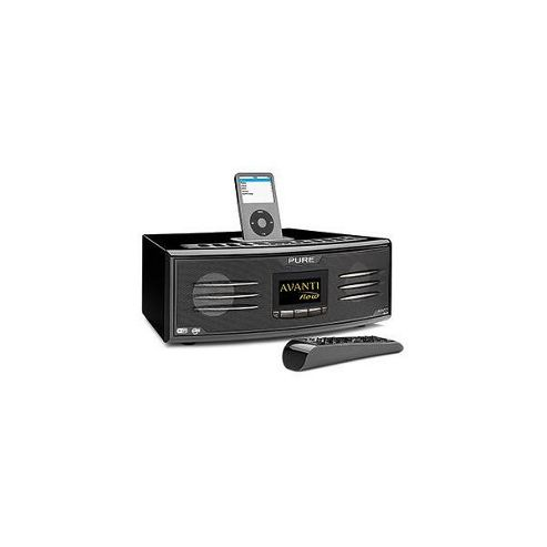 Pure Digital iPod Dock Radio