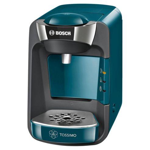 Bosch Coffee Maker Tesco : Buy BOSCH Tassimo Suny TAS3205GB Coffee Pod Machine - Blue from our Bosch range - Tesco