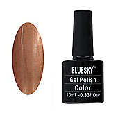 Bluesky 10 ml Gel Polish - Iced cappuccino 40503