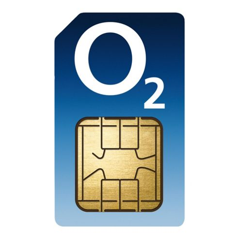 O2 International Pay as you go SIM Pack