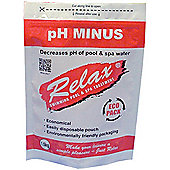 Relax 1.5kg PH Minus Swimming Pool Chemicals Pouch