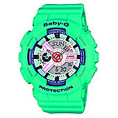 Casio Baby-G Ladies World Time Stopwatch Countdown timer Watch BA-110SN-3AER