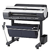 Canon iPF605 Large Format Printer Black and White