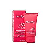 Decleor Aroma Sun Expert Protective Anti-Wrinkle Cream 50ml - SPF30 - High Protection