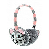 Audio Earmuffs Mouse with In Line Mic