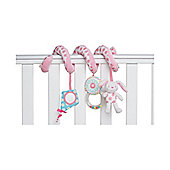 Mothercare Butterfly Fields Cot Spiral