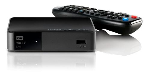 Western Digital TV HD Media Player