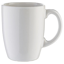 Tesco Basics Mug, White