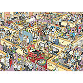 Jan Van Haasteren - The Office - 1000 Piece Puzzle - Jigsaw - Jumbo