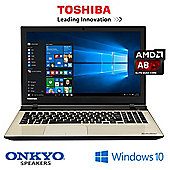 "Toshiba Satellite L50D-C-18E 15.6"" Laptop AMD A8-7410 12GB RAM 1TB HDD"