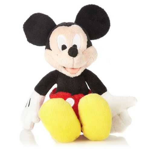 Posh Paws Disney Mickey Mouse Clubhouse Soft Toy