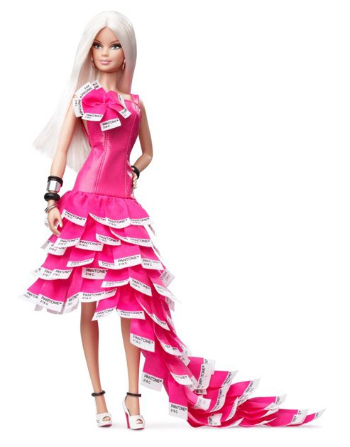 Barbie Play with Fashion Pink Label Collection - Collector Doll