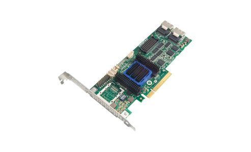 Adaptec 6805 RAID Card 8-Port PCI Express 512MB for SATA/SAS Devices
