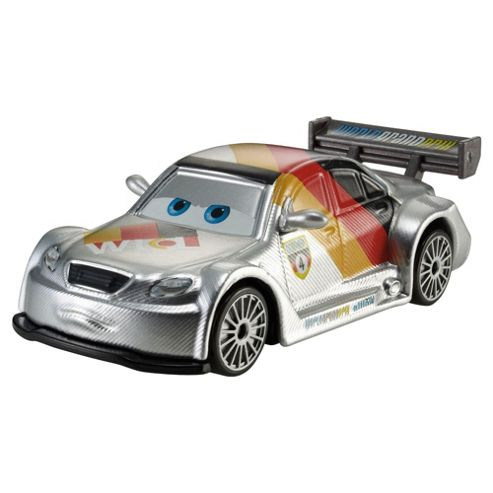 Cars Silver Diecast - Assortment – Colours & Styles May Vary