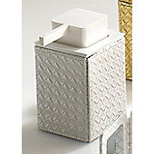 Gedy Marrakech Soap Dispenser - White Pearl