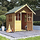 Mad Dash Bunny Max Wooden Playhouse 4 x 4