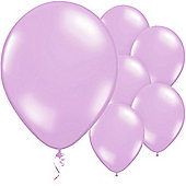 Soft Lavender Balloons - 11' Latex Balloon (50pk)