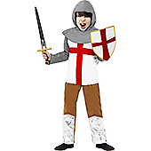 Horrible Histories Knight - Child Costume 10-12 years