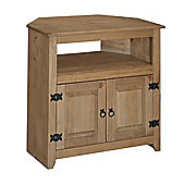 Core Products MX911 Pine Corner TV Stand