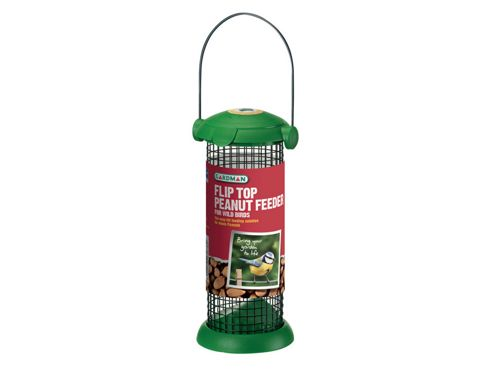 Gardman A01231 Flip Top Nut Feeder
