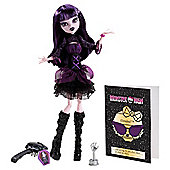 Monster High Black Carpet Fright - Elissabat Doll