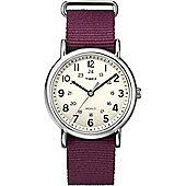 Timex Weekender Ladies 24hr Watch - T2P235