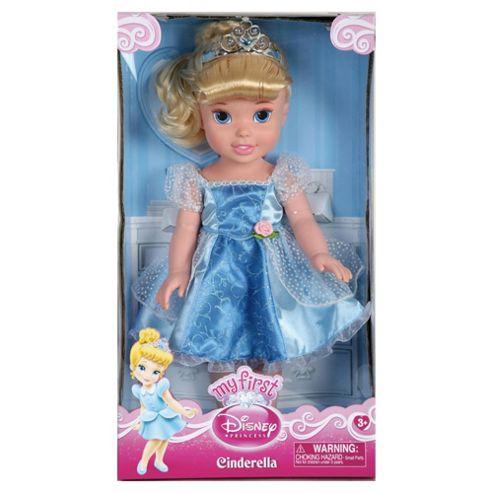 My First Disney Toddler Princess Cinderella