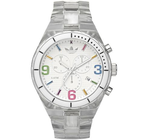 Adidas Unisex Resin Strap Sports Watch ADH2517