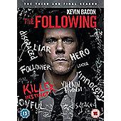 Following - Series 3 DVD