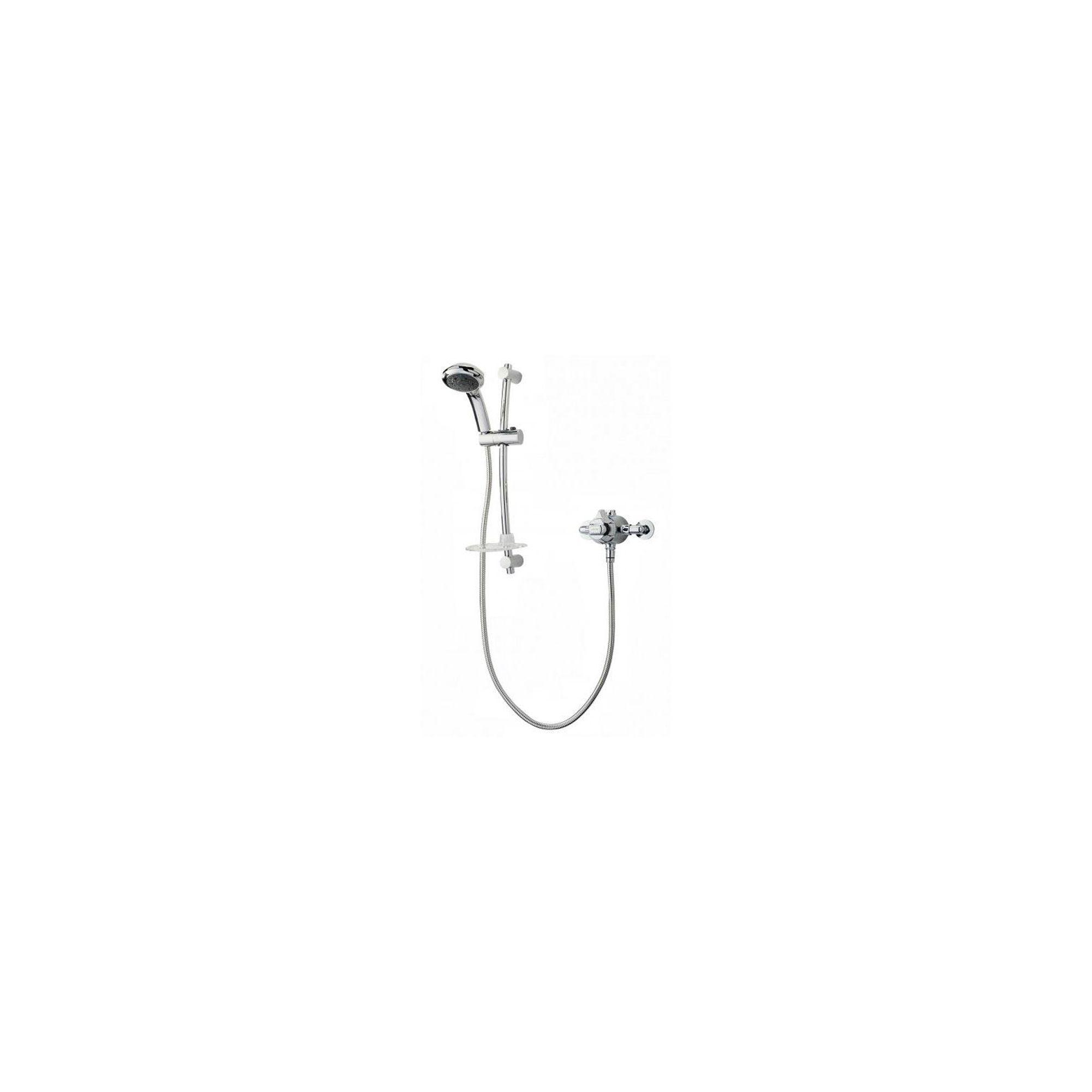 Triton Dart Eco Shower Chrome at Tescos Direct