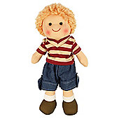Bigjigs Toys 28cm Doll BJD009 Harry