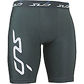 Subsports Cold Thermal Shorts Adult - Black