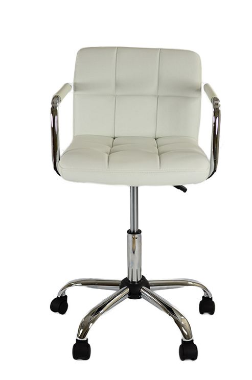 Buy bahama office chair white from our office chairs range tesco - Tesco office desk ...