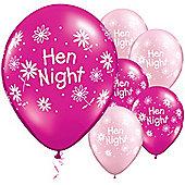 11' Hen Night Daisies (6pk)