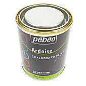 Pebeo Chalkboard Paint - Black - 250ml