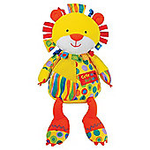 Label Loveys Cute Lion