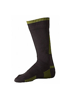 Sealskinz Walking Sock - Black