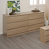 Parisot Home 6 Drawer Chest - Bruges