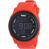 Breo Unisex Orb Watch-RedBlack 10Atm Watch B-TI-ORX107